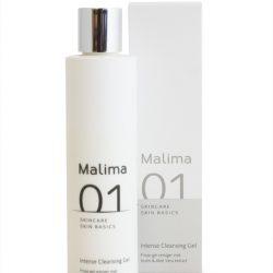 01 Reiniging Malima intense cleansing gel bestellen