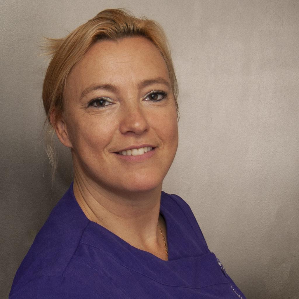 Medisch schoonheidsspecialiste Susan